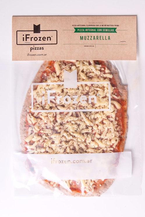Pizza Integral de Muzzarella iFrozen