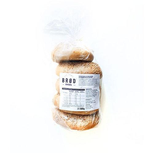 Bagels Brød 5u.