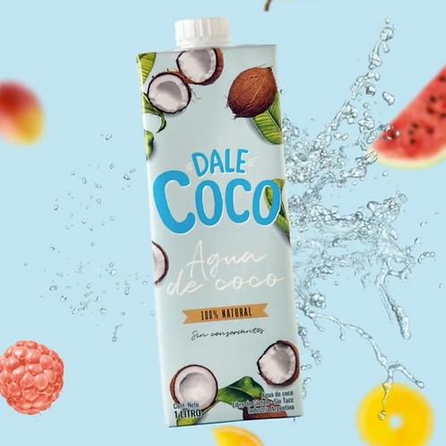 Agua de Coco - Dale Coco 1L