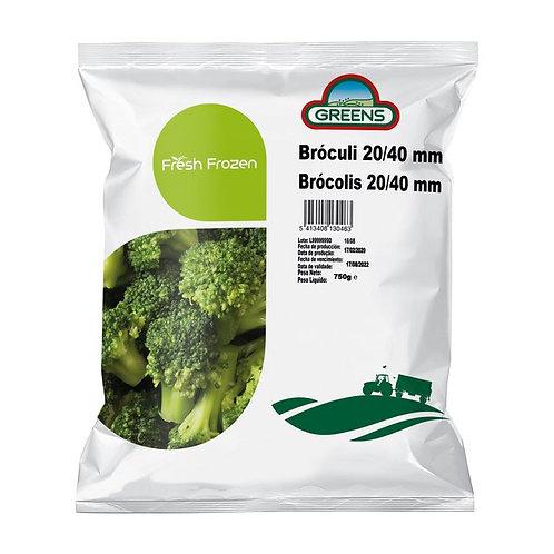 Brócoli Greens 750 gr