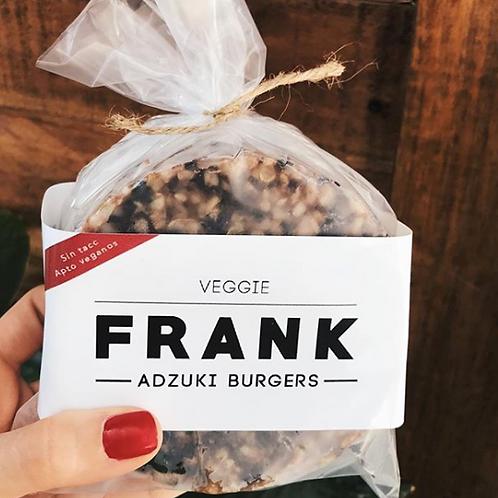 Adzuki Burger - Frank Burgers 4u.