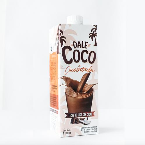 Leche de Coco con Cacao - Dale Coco 1L
