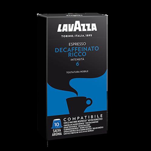 Café en Cápsulas Descaffeinato Lavazza