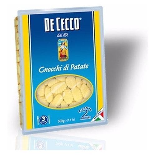 Gnocchi di Patate 500 gr De Cecco