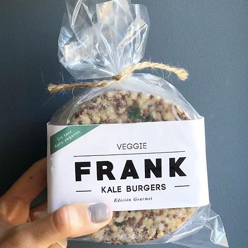 Kale Burgers - Frank Burguers 4u.