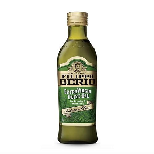 Aceite de Oliva Extra Virgen Filipo Berio 500 ml