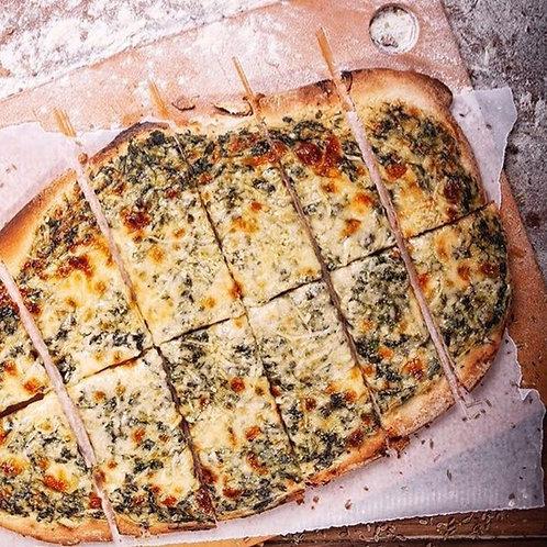 Pizza Espinaca y Provolone iFrozen