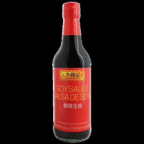Salsa De Soja Lee Kum Kee 500 ml.