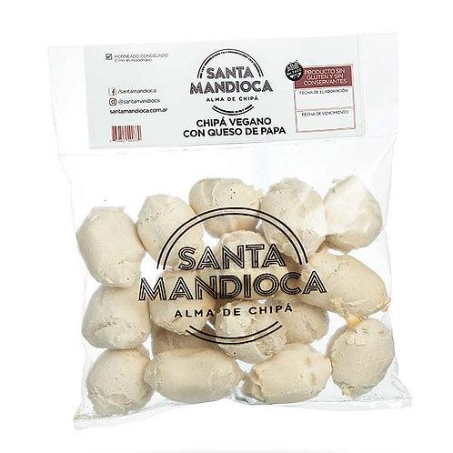 Chipa Vegano de queso de papa - Santa Mandioca 300 grs