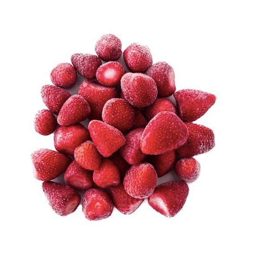 Frutillas enteras Biomac 1Kg