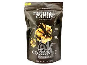 Snack Coconut Chocolate Natural Candy 120gr