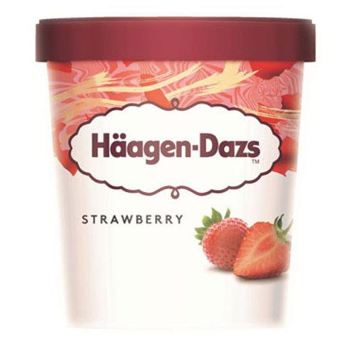 Helado Strawberry Häagen Dazs 473ml
