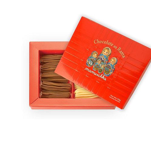 Caja Chocolate Rama 200gr