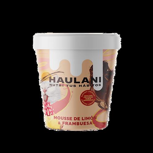 Helado de Mousse de Limón y Frambuesa HAULANI 500 ml