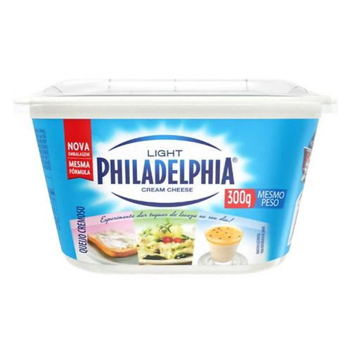 Queso Crema Light Philadelphia 300 gr.