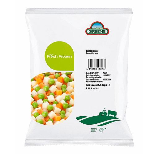 Ensaladas Rusa 1 kg Greens