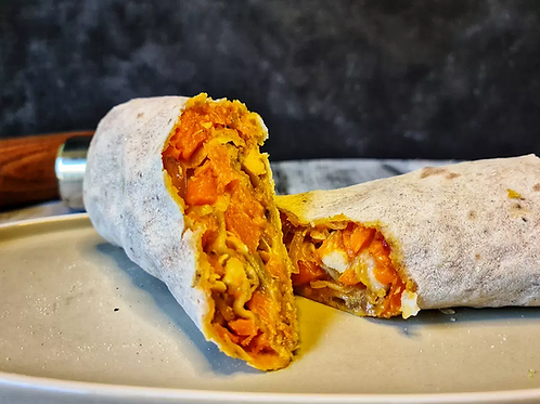 Roll Up XL Chicken Curry Piso Uno