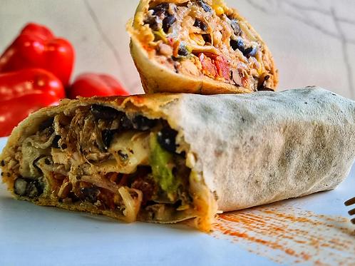 Roll Up XL Chilli Chicken Piso Uno