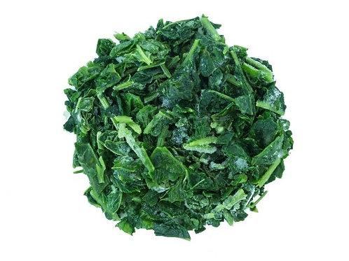 Espinaca en hojas Biomac 1 Kg