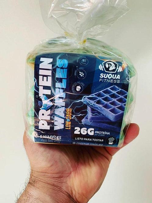Waffles Protein Diamond Suqua Fitness