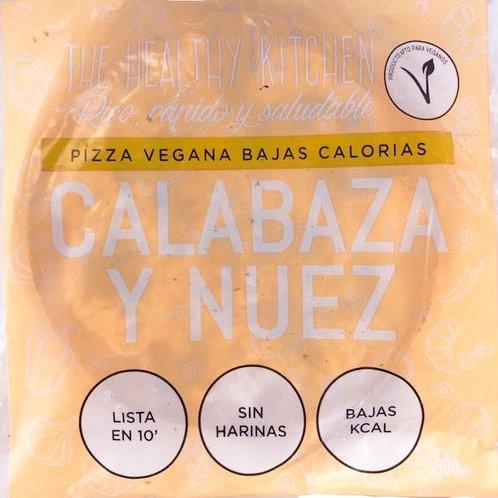 Pizza de Calabaza y Nuez - The Healthy Kitchen