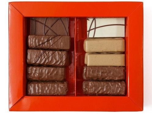 Caja Chocolate Timbal 250gr