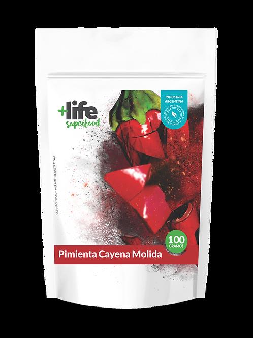 Pimienta Cayena Molida 100 gr