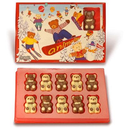 Caja Figuras Ositos 10 unidades Mamuschka