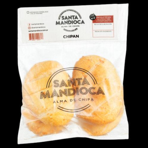 Pan de queso Santa Mandioca 360grs