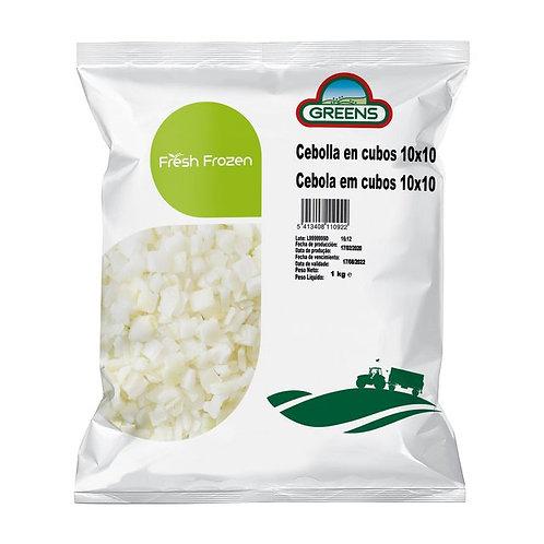 Cebolla en Cubos Greens 1 Kg