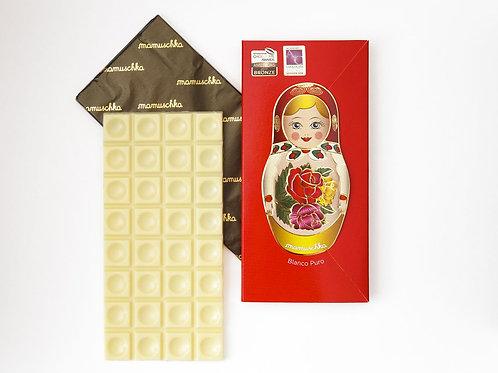 Tableta Puro Chocolate Blanco Mamuschka