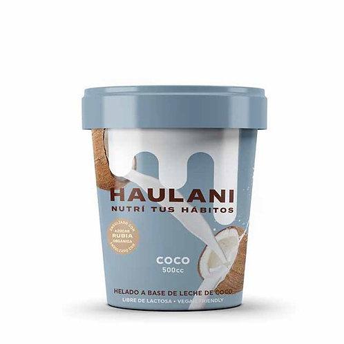Helado de Coco HAULANI 500 ml