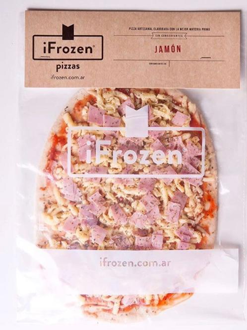 Pizza de Jamón iFrozen