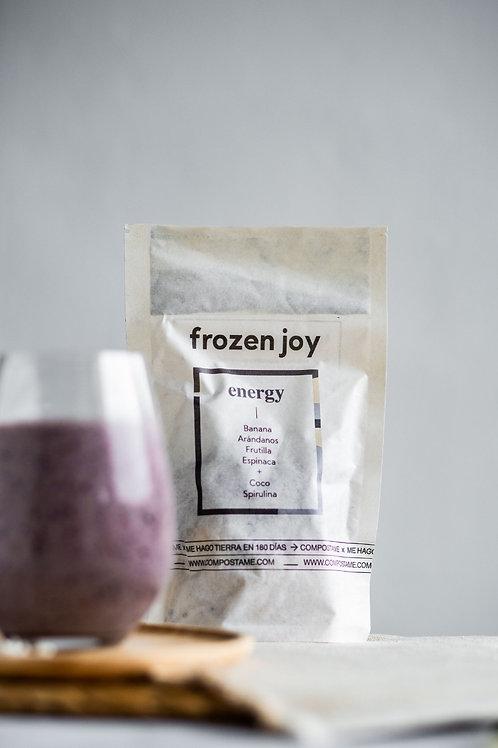 Batido Energy Frozen Joy 140gr