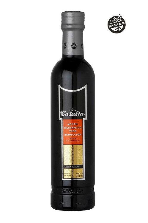 Aceto Balsámico Tipo Reducción Casalta 400 ml