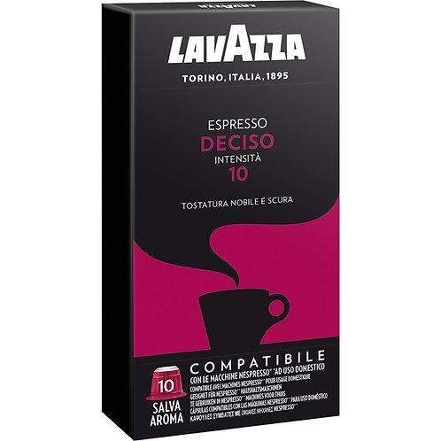 Café en Cápsulas Deciso Lavazza