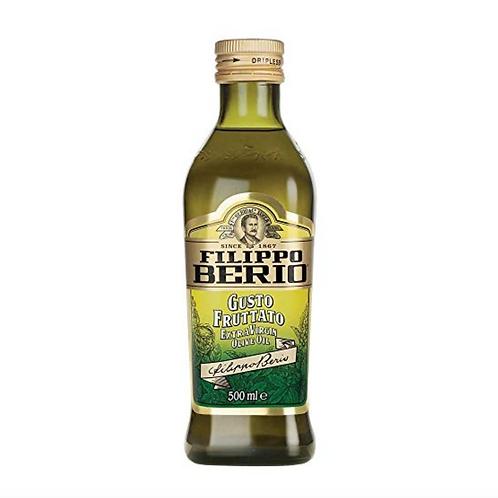 Aceite de Oliva Fruttato Filipo Berio 500 ml