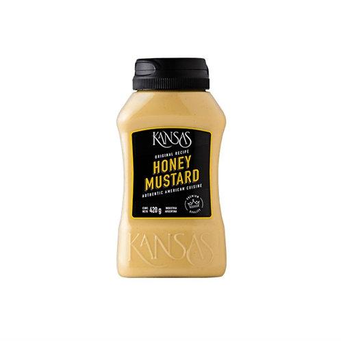 Salsa Honey Mustard Kansas 410g