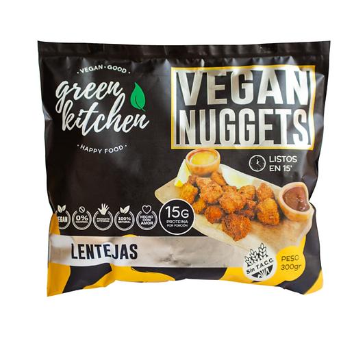 Nuggets de Arroz y Lentejas 300 grs Green Kitchen