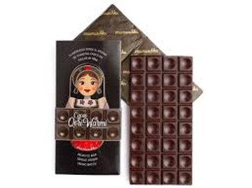 Tableta 70% Cacao Orgánico Mamuschka