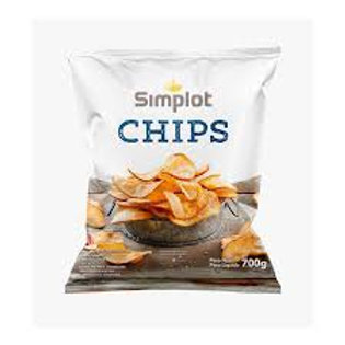 Papas Chips Simplot 700grs