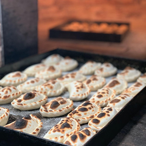 Empanadas de Roast Beef - 12u. Pizza Zën