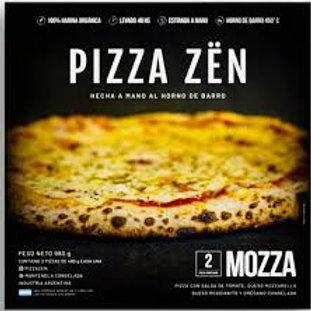 Pizza Zën Mozza - 2 unidades