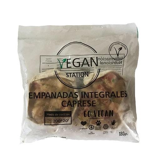 Empanadas Integrales Caprese Vegan Station 2u.