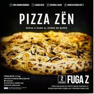 Pizza Zën Fuga Z - 2 unidades