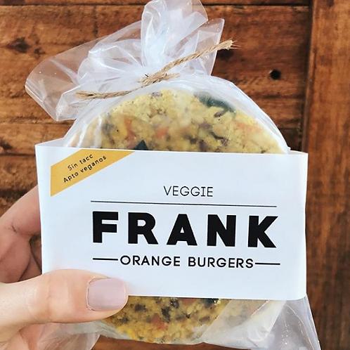 Orange Burger - Frank Burgers 4u.