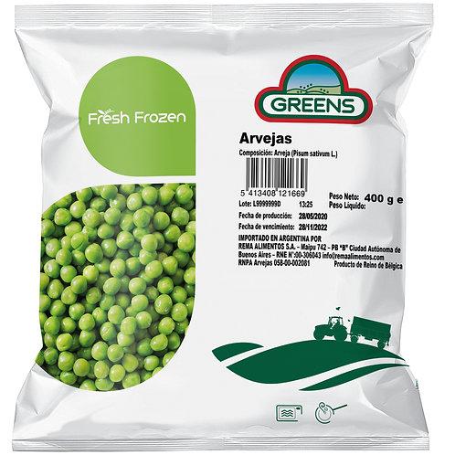 Arvejas 1 Kg Greens