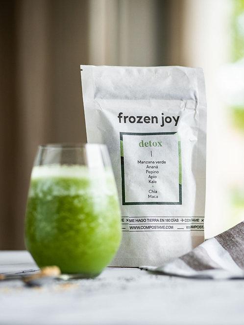 Batido Detox Frozen Joy 140gr
