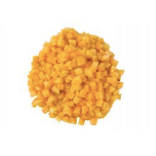 Duraznos en cubos Biomac 500 gr