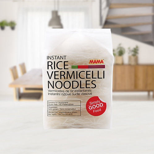 Instant Rice Vermicelli Noodles Mama 225 gr